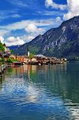 Hallstatt - beautiful Alpine village