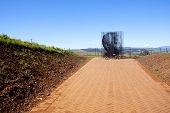 Arrest Site Of Nelson Mandela In Howick, Kwazulu-natal