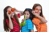 kids eating healthy eating diet