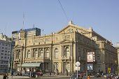 Colon Theatre, Buenos Aires, Argentina.