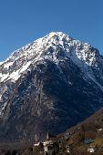 Alps In Winter - 16