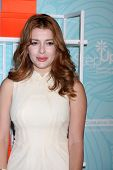 LOS ANGELES - MAY 30:  Elena Satine at the Step Up's Inspiration Network Luncheon at Beverly Hilton