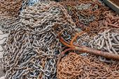 Boat Chains and Hooks