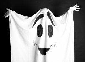 picture of horrific  - Halloween ghost - JPG