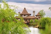 House near the lake