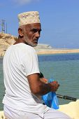 Omani Fisherman Portrait
