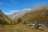 Herbrigg, Little Settlement Above Zermatt