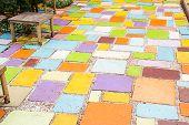Beautiful Design Stone Floor Tiles