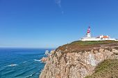 Beautiful view of Cabo da Roca (Portugal)