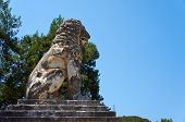 The Lion Of Amphipolis