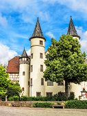 The Spessart Museum, Snow White Castle in Lohr am Main, Germany