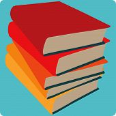 Book Stack Icon