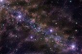 Universe Deep Space Star Nebula