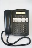 Telefone Mulitiline isolado