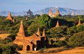 foto of yangon  - The Temples of Bagan  - JPG