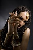 foto of cornrow  - Fashion Beauty - JPG