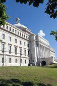 picture of san juan puerto rico  - Capitol building in San Juan - JPG