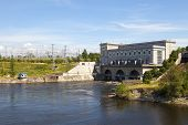 stock photo of hydroelectric  - Estonia - JPG