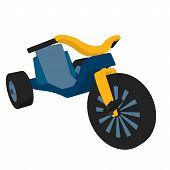 Ilustração de roda-gigante