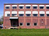 Brick Building Condos Manufacturing Indistrial