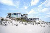 Mansion On Beach