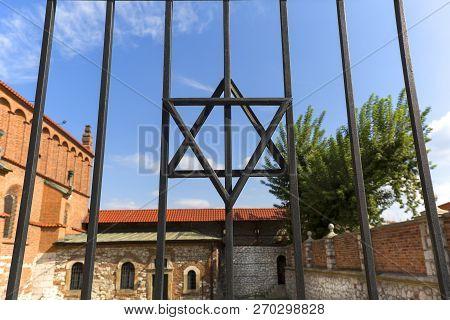 Old Synagogue Szeroka Street In