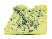 stock photo of penicillium  - Blue cheese or bleu - JPG