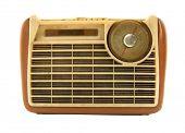 Early radio receiver vintage