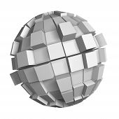 Blöcke Globe