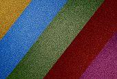 Texturas de metales cepillados