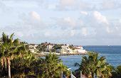 Постер, плакат: Отель Villad развития St Maarten Санкт Мартин Карибский остров