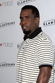 LOS ANGELES - SEP 7:  Sean Combs arrives at the Macy's Passport 30th Glamorama at Orpheum Theater on