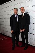 LOS ANGELES - SEP 7:  Terry J. Lundgren, Craig Thompson arrives at the Macy's Passport 30th Glamoram