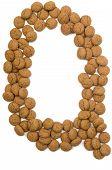 Ginger Nut Alphabet Q