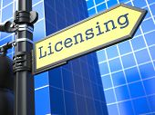 stock photo of plagiarism  - Licensing Concept - JPG