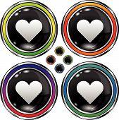 Blackorbs-heart-love-cute