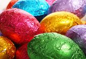 Easter Holidays Chocolate Image