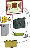 Photo Backup Diagram