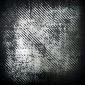 picture of scrape  - grunge metal background - JPG