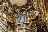 Santa Maria Della Vittoria In Rome, Italy