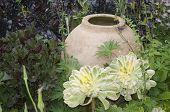 Garden Design Ceramic Vase