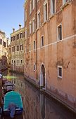 Blick auf Venedig - Italien