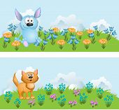 Animation Small Animals
