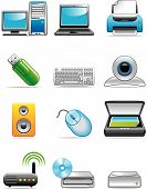 Computer Devices Icons