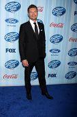 LOS ANGELES - JAN 14:  Ryan Seacrest at the American Idol Season 13 Premiere Screening at Royce Hall on January 14, 2014 in Westwood, CA
