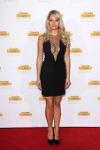 LOS ANGELES - JAN 14:  Genevieve Morton at the 50th Anniversary Of Sports Illustrated Swimsuit Issue