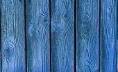 blue wood texture with natural patterns