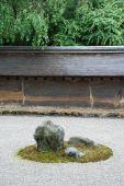 Rock Garden, Ryoanji Temple