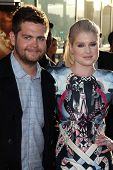 Jack Osbourne, Kelly Osbourne at the