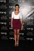 Phoebe Jane Tonkin at the CW Premiere Party presented by Bing, Warner Bros. Studios, Burbank, CA. 09-10-11